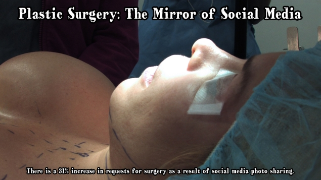 Plastic Surgery The mirror of social media